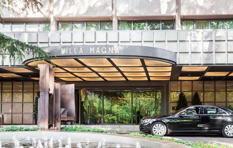 Villamagna Hotel