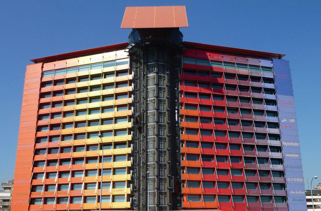 Puerta América Hotel