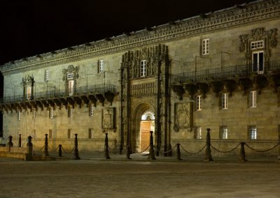 Parador Nacional Santiago de Compostela