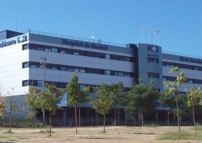 Hospital Norte Sanchinarro