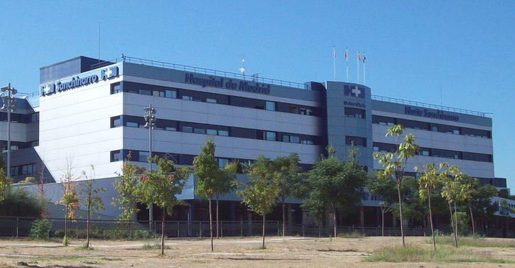 Hospital Norte Sanchinarro