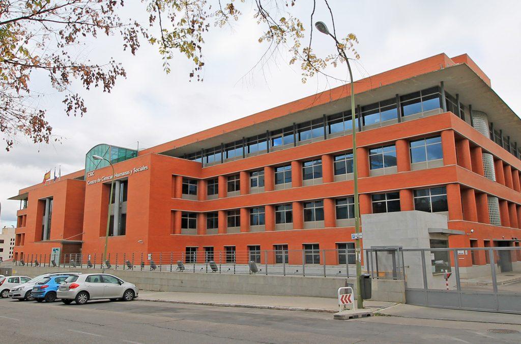 CSIC headquarters c/ Albasanz