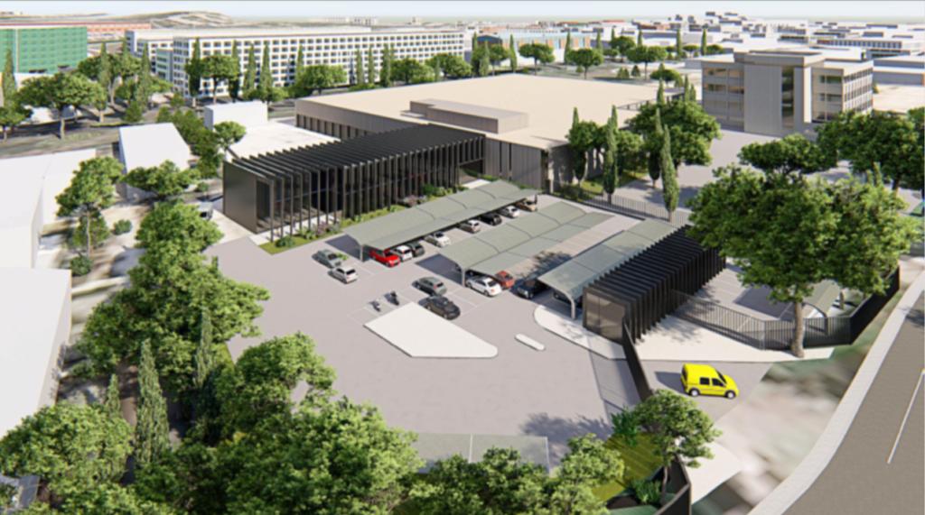 Sistrol ha realizado el control de las instalaciones mecánicas del primer CPD en España de uno de los líderes internacionales en centros de datos