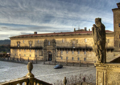 Parador Nacional de Santiago de Compostela