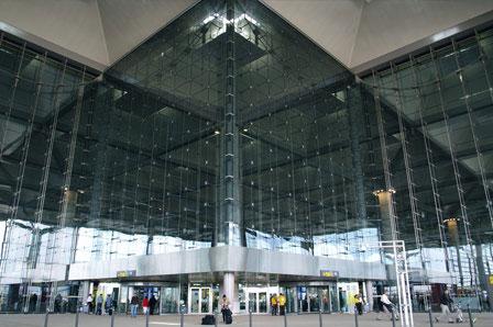 Málaga – Costa del Sol Airport. Terminal 3