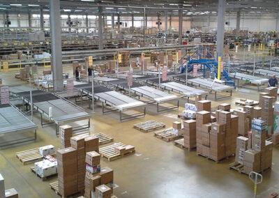 Coasa production plant